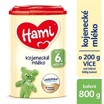 Hami kojenecké mléko 6+ 800 g (4008976528432)