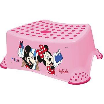 "KEEEPER Stupínek k WC/umyvadlu ""Mickey&Minnie"" (OK-1949_Pink)"