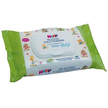 HiPP Babysanft Vlhčený toaletní papír Ultra Sensitive 50 ks (4062300267619)