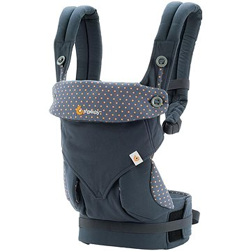 Ergobaby 360 Nosítko - Dusty Blue (8451970597816)
