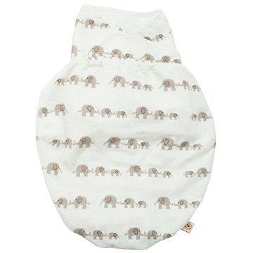 Ergobaby Swaddler Zavinovačka - Elephant (8451970612519)