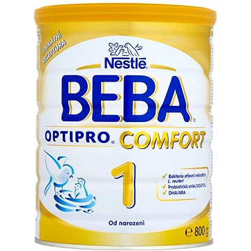 NESTLÉ BEBA OPTIPRO Comfort 1 800 g (7613035804982)