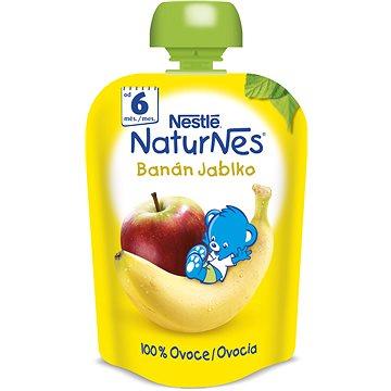 NESTLÉ kapsička Banán-Jablko 90 g (7613034678607)