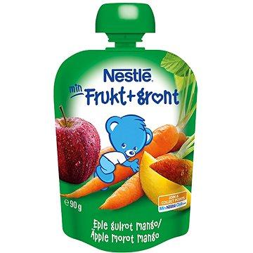 NESTLÉ kapsička Jablko-Mango-Mrkev 90 g (7613035251489)