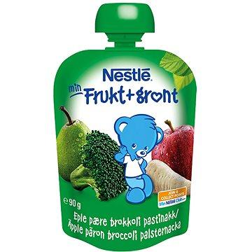NESTLÉ kapsička Jablko-Hruška-Brokolice-Pastiňák 90 g (7613035251649)