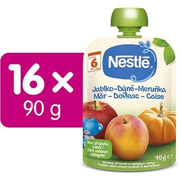 NESTLÉ kapsička jablko-meruňka 90 g (7613034261557)