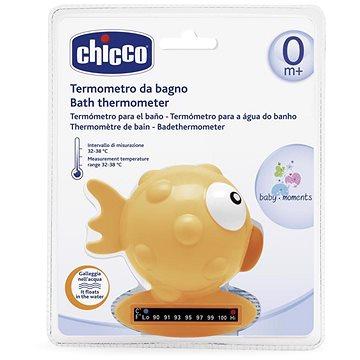 Chicco Teploměr do vody rybka - oranžová (8058664011476)