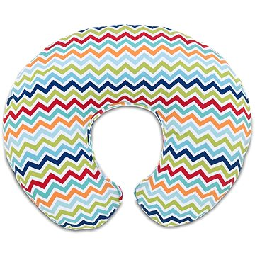 "Chicco Boppy Colourful Chevron (8058664050598) + ZDARMA Aviváž Chicco Aviváž koncentrovaná ""Sladký Pudr"" 750 ml"