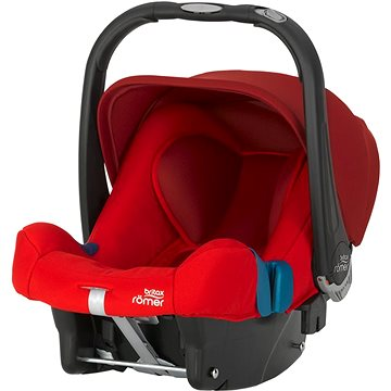 Britax Römer BABY-SAFE PLUS SHR II Flame Red (4000984142266)