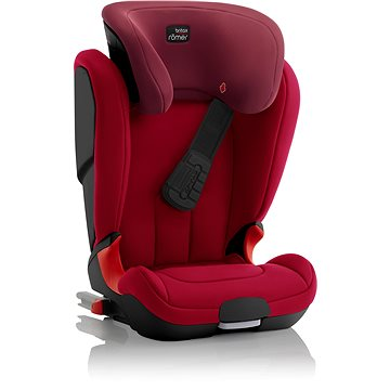 Britax Römer Kidfix XP Black, Flame Red 2017 (4000984181609)
