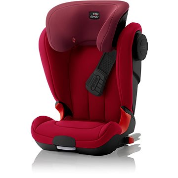 Britax Römer Kidfix XP SICT Black, Flame Red 2017 (4000984181432)