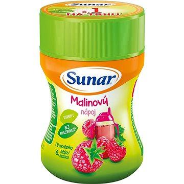Sunárek instantní nápoj malina 200 g (8592084404055)