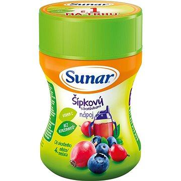 Sunárek instantní nápoj šípek s borůvkami 200 g (8592084404116)