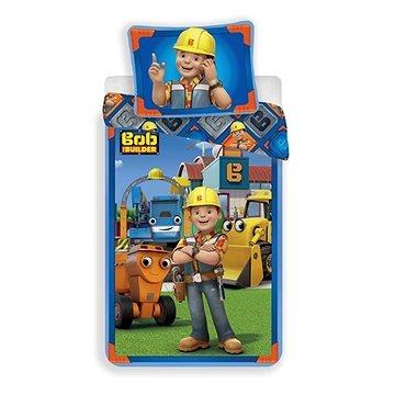 Dětské povlečení Jerry Fabrics Bořek stavitel 002 (8592753010303)