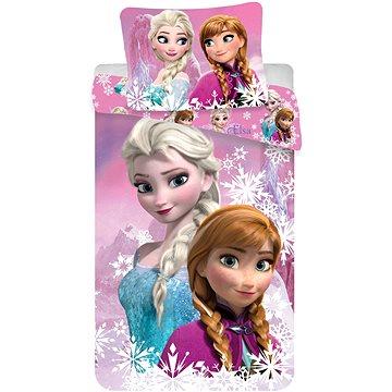 Dětské povlečení Jerry Fabrics Frozen duo sisters (8592753010143)