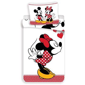 Dětské povlečení Jerry Fabrics Mickey a Minnie in Love (8592753010594)