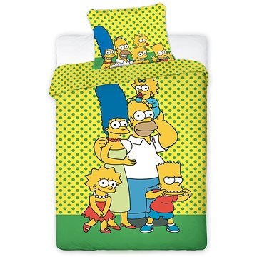 Jerry Fabrics Simpsons yellow (8592753007471)