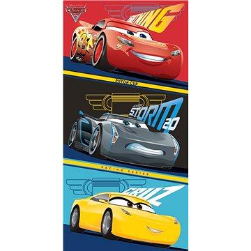 Osuška Jerry Fabrics Cars 3 (8592753010549)
