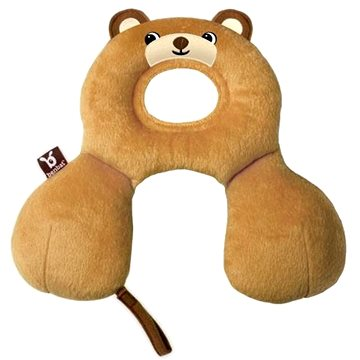 Benbat Nákrčník s opěrkou hlavy - medvěd (7290135002113)