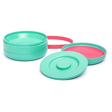 Suavinex Bentoo Set kombinovatelných misek - zelená (8426420040211)