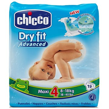 Chicco Plenky Maxi 19 ks (8058664029600)