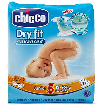 Chicco Plenky Junior 17 ks (8058664029617)