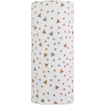T-tomi TETRA osuška Beige Triangles (8594166543775)