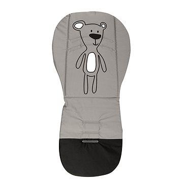 Gmini Podložka do kočárku, šedý medvěd (8592946501243)