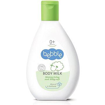 BEBBLE Dětské tělové mléko 200 ml (3800002300873)