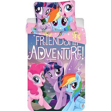 Dětské povlečení Jerry Fabrics My Little Pony (5710756025626)