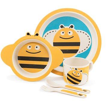Zopa Bambusová sada nádobí - Bee (8595114432035)