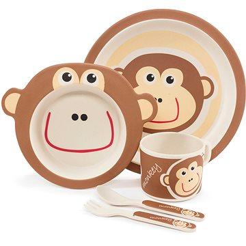 Zopa Bambusová sada nádobí - Monkey (8595114432059)