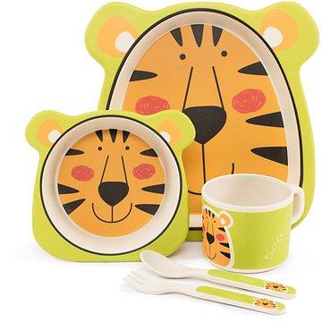 ZOPA Bambusová sada nádobí - Tiger (8595114432028)