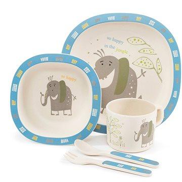 Zopa Bambusová sada nádobí - Elephant (8595114432004)