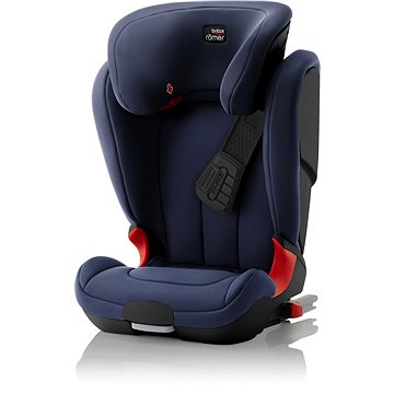 Britax Römer Kidfix XP 2018, Black - Moonlight Blue (4000984181647)
