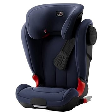 Britax Römer Kidfix XP SICT 2018, Black - Moonlight Blue (4000984181494)