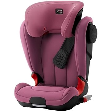 Britax Römer Kidfix XP SICT 2018, Black - Wine Rose (4000984181500)