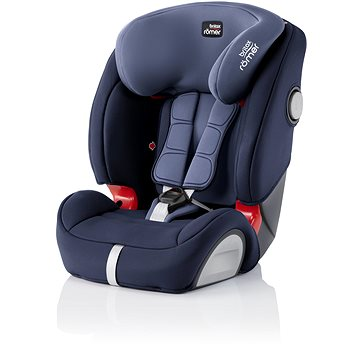 Britax Römer Evolva 123 SL SICT - Moonlight Blue, 2018 (BR16951S_Moonlight Blue)