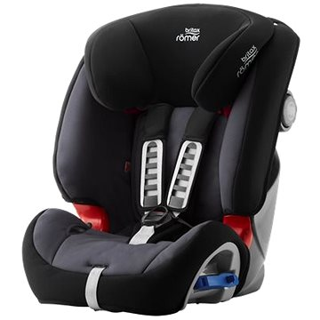 Britax Römer Multi-Tech III 2018, Storm Grey (4000984166767)