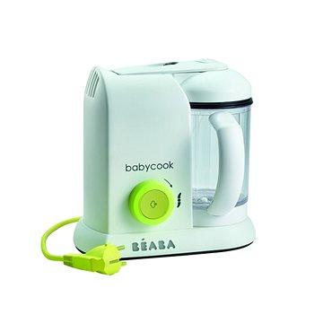 Beaba Parní vařič + mixér BABYCOOK SOLO neonový (3384349124625)