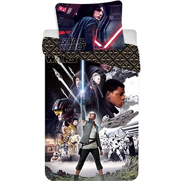 Jerry Fabrics Star Wars 8 (8592753010945)