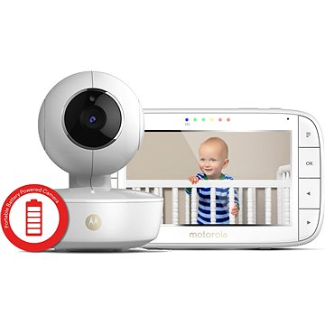 Motorola MBP 55 dětská chůvička (5012786802018)