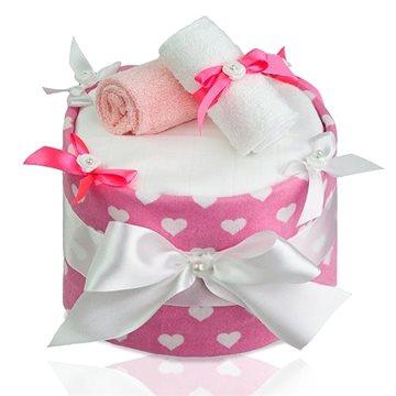 T-tomi Plenkový dort - velká srdíčka (8594166544055)