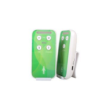 CAPiDi Výměnný kryt Green pro Babyalarm (7391421800205)