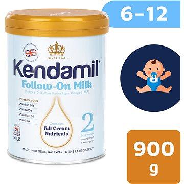 Kendamil pokračovací mléko 2, 900 g (5056000500076)