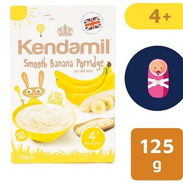 Kendamil Jemná dětská banánová kaše 125 g (5056000500410)