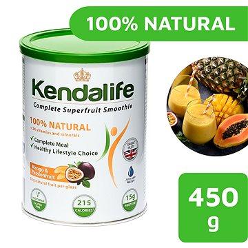 Kendalife Mango Passion fruit koktejl 450 g (5056000501011)