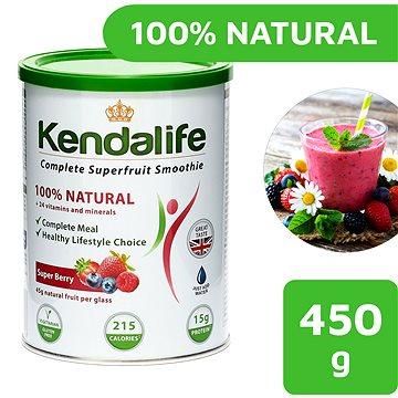 Kendalife Superberry (lesní plody) koktejl 450 g (5056000501028)