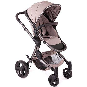 BABY MONSTERS Premium hnědošedý (0704715864369)