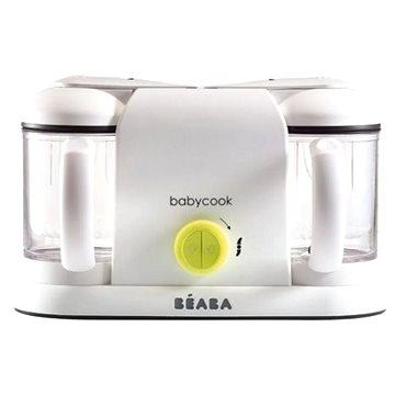 Beaba Parní vařič + mixér BABYCOOK PLUS neonový (3384349124656)